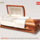 BABYCONE baby casket infant coffin wholesale wood casket pet cardboard coffin uk