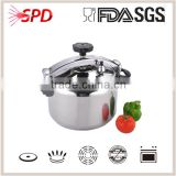 28CM aluminium pressure cooker with high quality for cheap sale