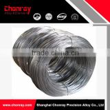 Nickel chrome nichrome 8020 resistance alloy wire