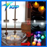 Hot Wholesale Water Floating Led Tea Light Candle