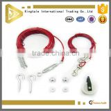 New arrived Running Dog Pet products Hauling cable Leads Collars 40FT                                                                                         Most Popular