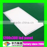 Factory UL/CE/ROHS 36w led sky ceiling panel 8 inch round led panel light led glass panel
