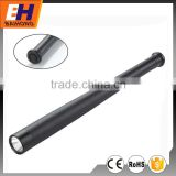 Hot Selling: High Power Riot Baton Aluminium Flashlight BH-8026,like baseball bat , can be using as a security light