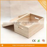 Professional factory supply Wooden box for watch with good price