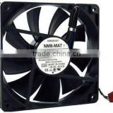 The original new NMB 12cm 0.72A four PWM 12025 4710KL-04W-B56 line temperature control fan