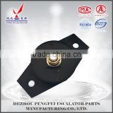 Capsules cushions and Traction machine damping pad with different size for elevator parts