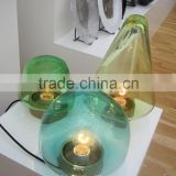 China factory table glass lamp for reading
