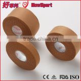 2015 Jiaxing Promotional Kinesiology Precut Tape Kinetic Colored Sports Rayon Strapping Tape