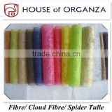 Decorative Fibre Net Roll for wrapping flowers and decorations                                                                         Quality Choice