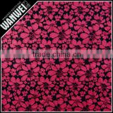 Printed Peached fabric Storage New style modern lace for wedding dress are selling Nylon Spandex Cotton lace fabric