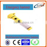 Wholesale price multifunction car charger with emergency hammer