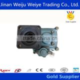 China Best Price High Torque Hydraulic Gear Reducer Gearbox PTO Truck Parts HW50 With 8 Inline Teeth