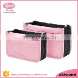 2016 Hot Sell Outdoor Travel Organizer Bag Folding Women Travelling Nylon Cosmetic Bag                                                                         Quality Choice