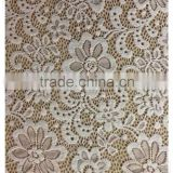 Elegant Design polyamide elastane stretch lace fabric