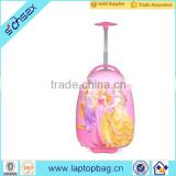 wholesale custom branded cartoon kids trolley school bag                                                                                                         Supplier's Choice