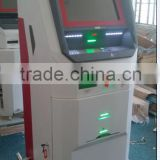 Customizable Bank ATM Machine / Bill Payment Kiosk with EMV Card Acceptor