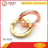 New fashion metal O shape women rings for handbag/garment                                                                         Quality Choice
