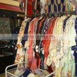 Traditional Japanese Silk Kimono & Obi & Other Items Mixed Distributed in Japan TC-008-07