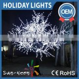 High simulation led light up cherry trees for christmas tree nice cherry blossom lighted tree                                                                                                         Supplier's Choice