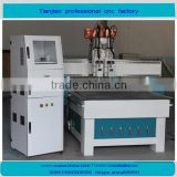 3 kw pheumatic ATC CNC Wooden Door Making Machine