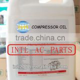PAG 46 100 150 4 liter a/c compressor oil R134A A/C SYSTEMS car Air Conditioning Compressor R134a Pag Oil lubricant REFRIGERANT