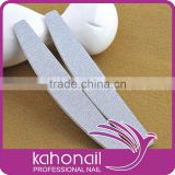 half moon nail file polish nail art file profession nail file professional nail buffer grey nail file