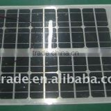 80W/18V Semi flexible solar panel