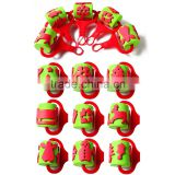 Bona Wholesale Kids Art Craft Stamps Christmas Themed Foam Paint Rollers