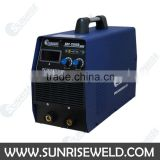 ARC-250GD IGBT DC Inverter Welding Machine double voltage with free electrode holder & earth clamp