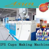 Automaic plastic cup making machine/ autoamtic plastic plate making machine / automatic fast food box making machine