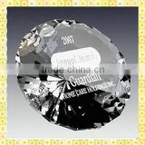 Wholesale Crystal Diamond Shaped Paperweights For Table Centerpieces