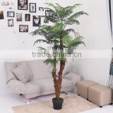 2016 new design hot sale fake palm tree wholesale artificial home decoration plant bonsai