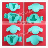 CE & ISO Approved Disposable Anesthesia Silicone Cpap Nasal Mask With Nasal Oxygen Tube