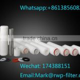 PES mineral water filter cartridge for equipment filtration machine