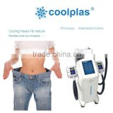 2016 hottest sale coolplas scv-102 model slimming machine cryotherapy cool tech fat freezing