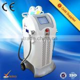8 In 1 Elight IPL Diode Laser Hair Removal Machine+Cavitation Vacuum Portable Rf Weight Loss+nd Yag Laser Tattoo Removal Machine 10.4 Inch Screen