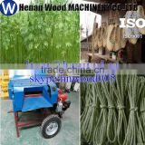 Hemp Fiber Extracting Macine | Jute Strips Decorticator Machine
