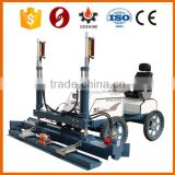 Concrete paving and leveling machine,laser screed price
