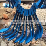 Tractors Use and Blades Type rotary cultivator blade IT225/245 IS245