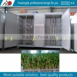 low price Vegetable seed growing machine /Fodder Sprout Machine/Barely grass growing machine