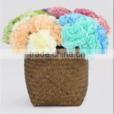 High quality wholesale artificial carnation flower with 6 heads