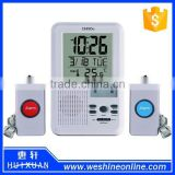 New Wireless SOS Panic Button Emergency Calling Alarm System for Elderly Children and Disabled