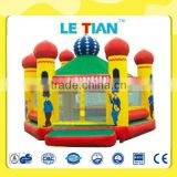 Outdoor PVC Fantastic Inflatable Bouncer Castle LT-2133B
