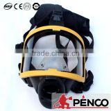 Fire escape device EN approved silicone rubber fire retardant mask