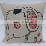 Esschert Design Nature plants and farm Animal shape printed Polyester waterproof pillow cushion