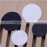 Wholesale new fashion hot sell 4 Size of round nonwoven felt pads circles,OEM