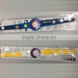 uv wristband slap bracelet