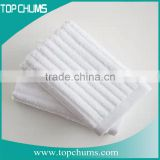 Cheap cotton airline disposable towel,custom design promotional airline towel,towel for airlane