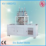 KV-168D/F2  Six Bullet Heads Fabric Bra Cup Molding Machine