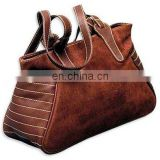 Ladies Leather Handbag Art No: 1399